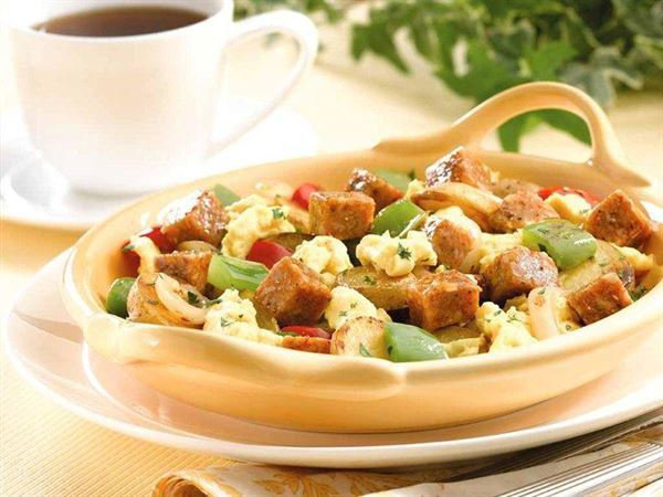 Hot Souse Food sausage